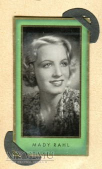 Bunte Filmbilder 1936 Elisabeth Wendt