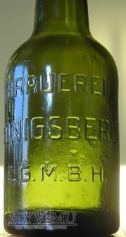 Konigsberg (Królewiec) -Brauerei E.G.M.B.H.