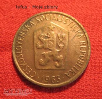 Duże zdjęcie 50 HALERZY - Czechosłowacja (1963)