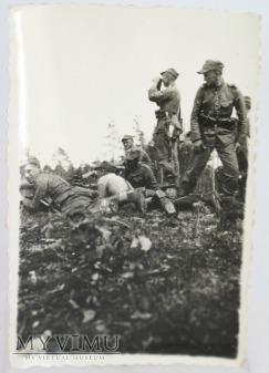 Zajecia ze strzelania - przed 1939 rokiem