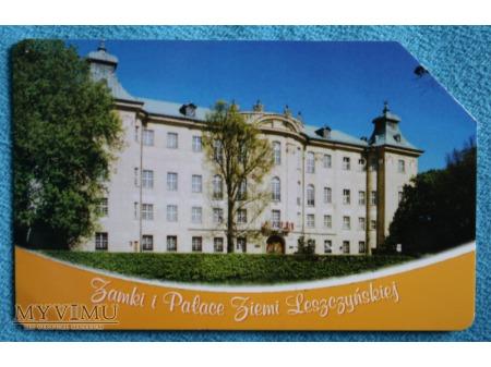 Zamki i Pałace Ziemi Leszczyńskiej