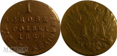 1 grosz 1825