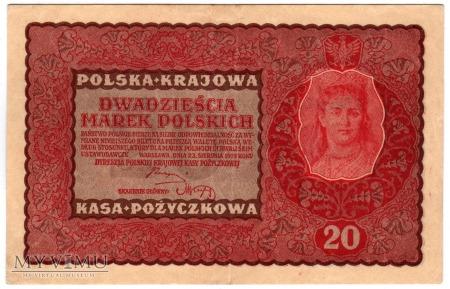 23.08.1919 - 20 Marek Polskich