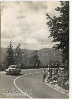 Karkonosze - Zakręt śmierci - 1962