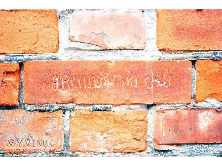 """Duże zdjęcie """"Stara Prochownia"""" - budynek A - inskrypcja #026"""