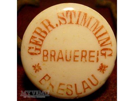 Brauerei Gebr. Stimming -Breslau