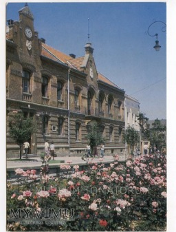 Myślenice - Ratusz - 1986