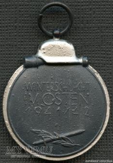 Medal za Kampanię Zimową na Wschodzie 1941/42