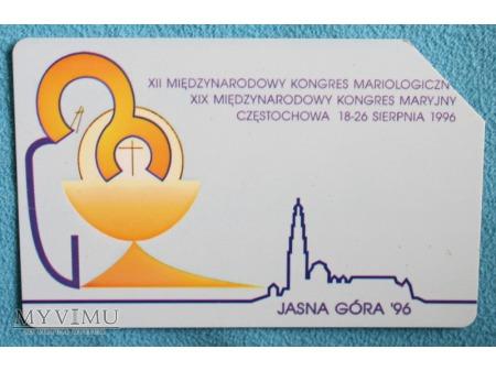 XII MIędzynarodowy Kongres Mariologiczny