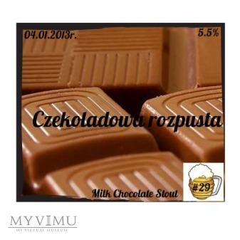 czekoladowa rozpusta