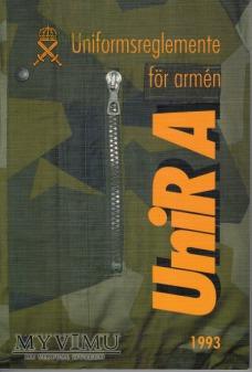 Uniformsreglemente för armén 1993