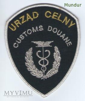 Emblemat URZĄD CELNY