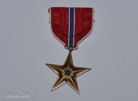 Bronze Star Medal 1944