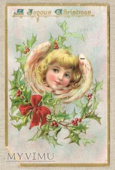 1908 rok Wesołych Świąt