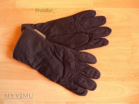 Rękawice zimowe Obrony Cywilnej
