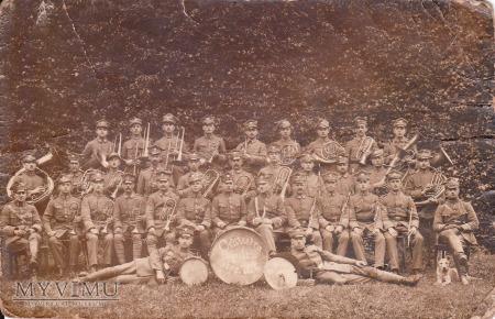 Fotografia orkiestry 56 Pułku Piechoty Wlkp.(2PSW)