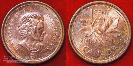Kanada, 1 CENT 2009