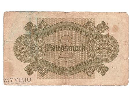 Dwie Reichsmark
