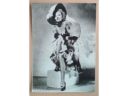 Duże zdjęcie Marlene Dietrich Destry Rides Again FRENCHY ;)