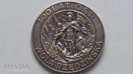 100 Lat OSP Wola Rzędzińska
