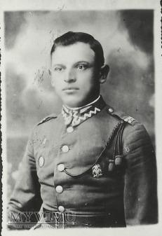 Kapral S.Misiak z 25 Pułku Ułanow Wielkopolskich