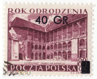 Polska - Rok Odrodzenia 40 GR