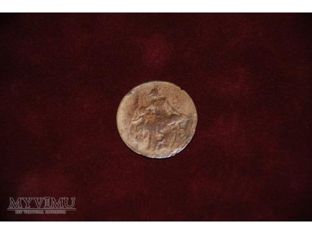 - 5 centymów -1898?