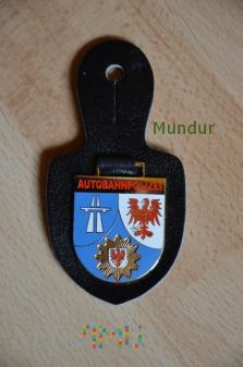 Oznaka Autobahnpolizei
