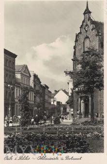 Duże zdjęcie Ohlauerstrasse und Postamt