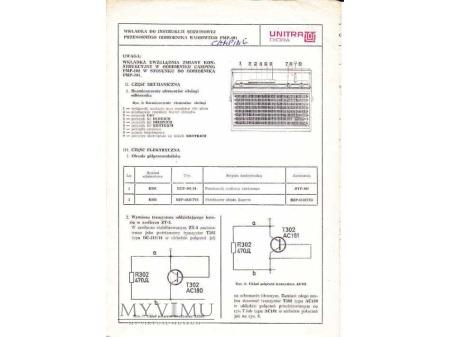 Instrukcja radia CAMPING