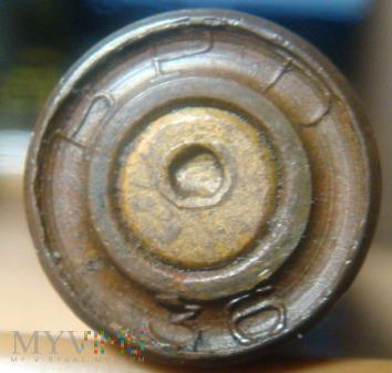 łuski od 6.5 mm Mannlichera Carcano BPD 36