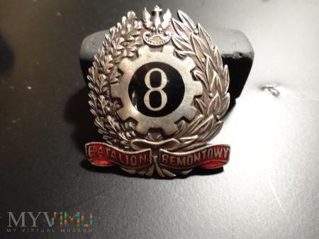 8 Batalion Remontowy - numerowana