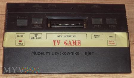 TV GAME - stara konsola telewizyjna do gier TV