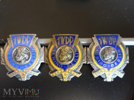 1 Warszawska Dywizja Piechoty takie same a inne
