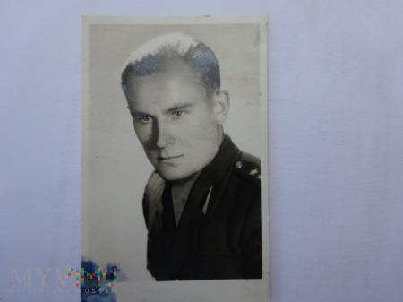 Portret Żołnierza - ppor.