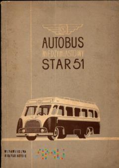 Star 51 - autobus międzymiastowy
