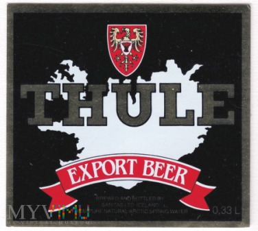 Islandia, thule