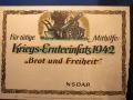Dyplom propagandowy NSDAP