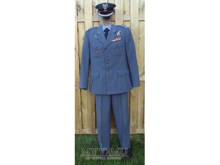 Mundur wyjściowy letni podpułkownika pilota