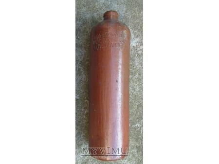 Stara pruska-niemiecka butelka-ciśnienie aus