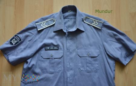 Koszula służbowa SW z krótkimi rękawami