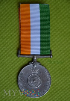 Indyjski medal: Indian Independence Medal