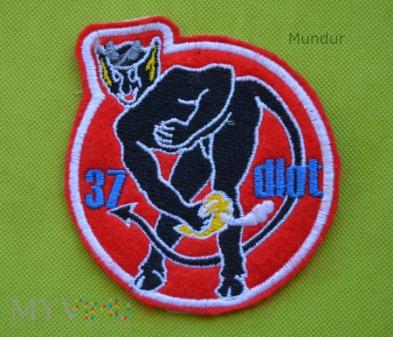 Oznaka: 37 Dywizjon Lotniczy (Mi-8, Mi-17)