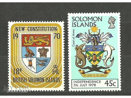 Wyspy Salomona.
