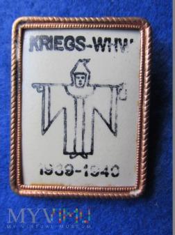 Kriegwinterhilswerk-odznaka