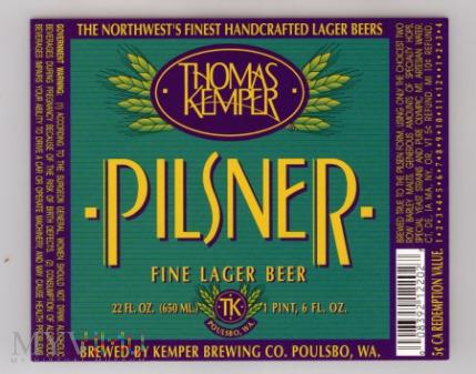 Thomas Kemper, Pilsner