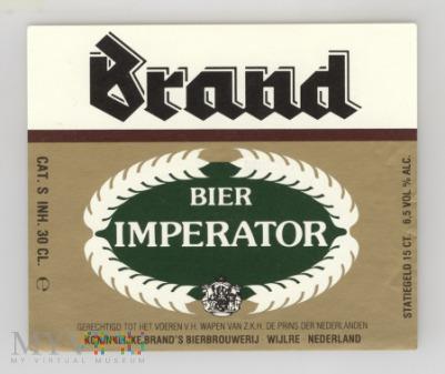 Brand, Imperator