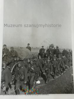 niemiecka komumna w marszu 1939