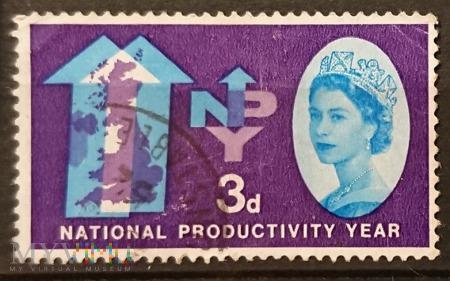 Duże zdjęcie Elżbieta II, GB 352