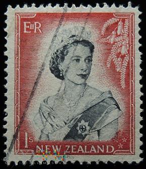 Nowa Zelandia 1s Elżbieta II